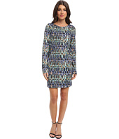 Tbags Los Angeles - Long Sleeve Body Con Dress