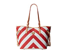 Dooney & Bourke Large Chevron Bailey Bag
