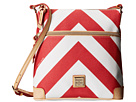 Dooney & Bourke Large Chevron Crossbody