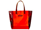 Dooney & Bourke Market Highland Holiday Plastic Small Windsor Shopper