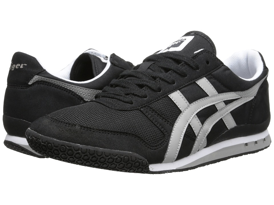 Onitsuka Tiger by Asics Ultimate 81 (Black/Light Grey) Classic Shoes