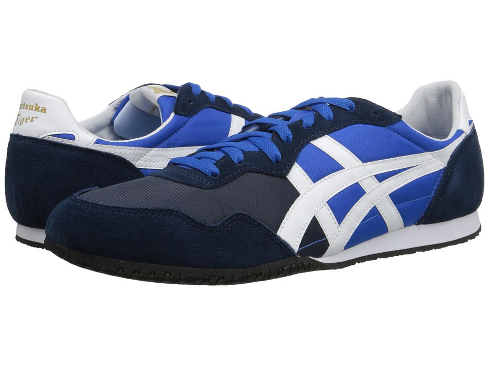 Onitsuka Tiger by Asics - Serranotm (Cobalt Blue/White) Classic Shoes