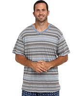 Tommy Bahama - Big & Tall Maritime Stripe Cotton Modal Tee