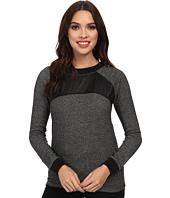 Calvin Klein Jeans - L/S Raglan Crew Neck w/ Side Zip