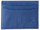 Original Penguin Leather Business Card Wallet (True Blue)