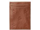 Original Penguin Repeat Deboss Pocket Wallet (English Tan)