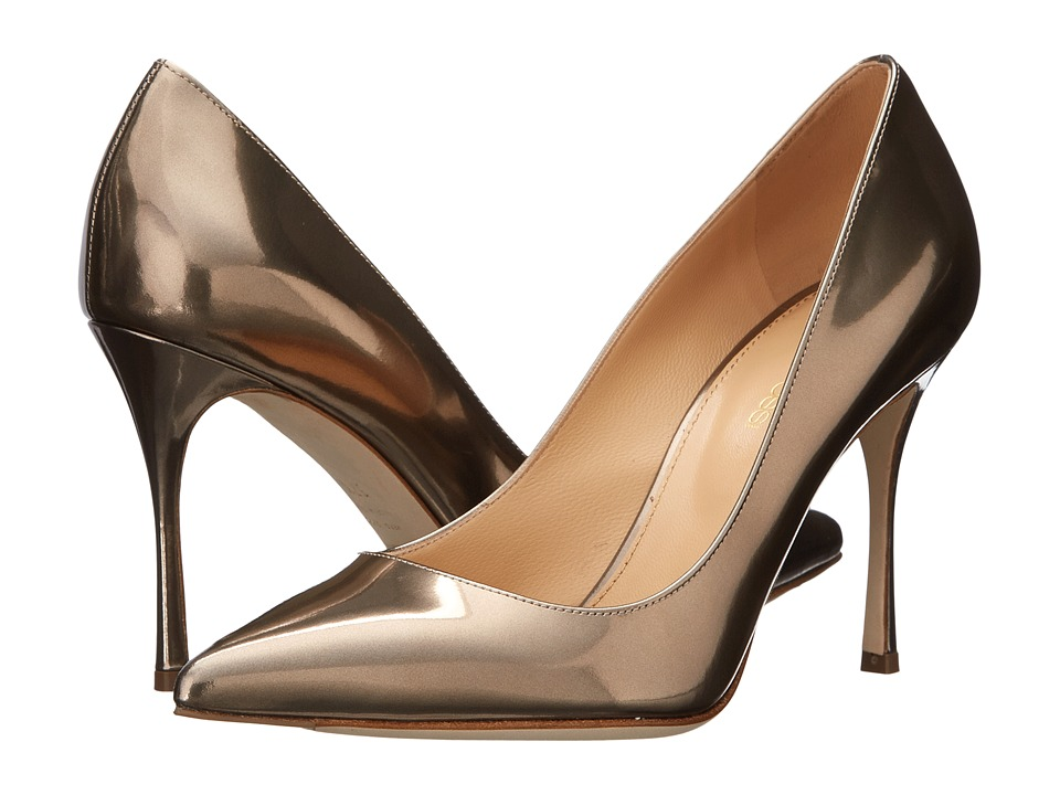 Sergio Rossi - A43843 MMV402 (Rose Gold Specchio) High Heels