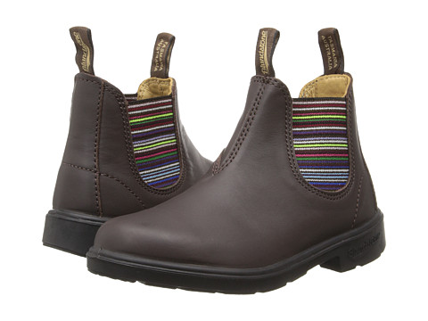 Blundstone Kids 1413 (Toddler/Little Kid/Big Kid) - Brown/Multi