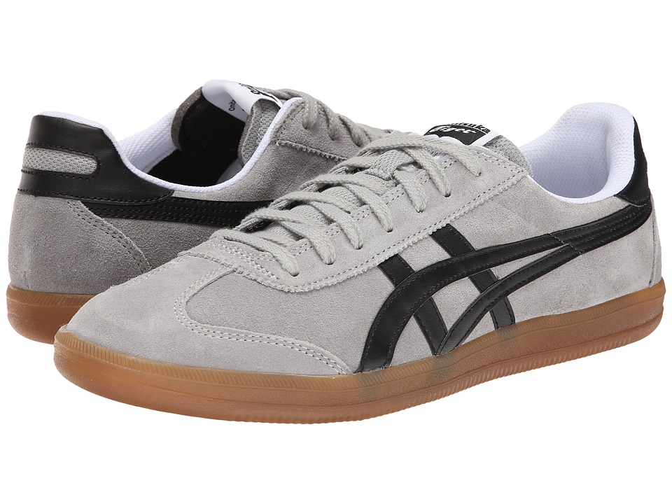 Onitsuka Tiger by Asics Tokuten Light Grey/Black Classic Shoes