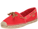 Sperry Top-Sider Katama Open Cotton Mesh (Red)