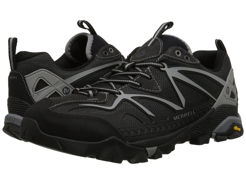 Merrell - Capra Sport (Black/Wild Dove) Men