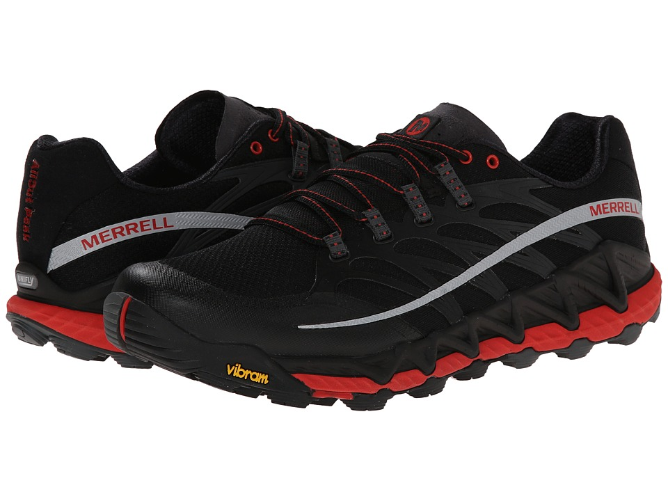 Merrell - All Out Peak (Black/Molten Lava) Men