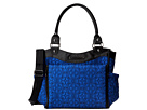 petunia pickle bottom Embossed City Carryall (Westminster Stop)