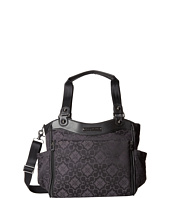 petunia pickle bottom - Jacquard City Carryall