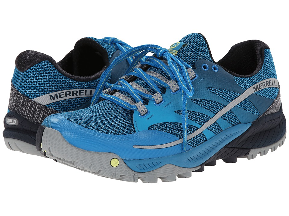 Merrell - All Out Charge (Racer Blue/Navy) Men