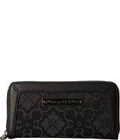 petunia pickle bottom - Jacquard Wanderlust Wallet