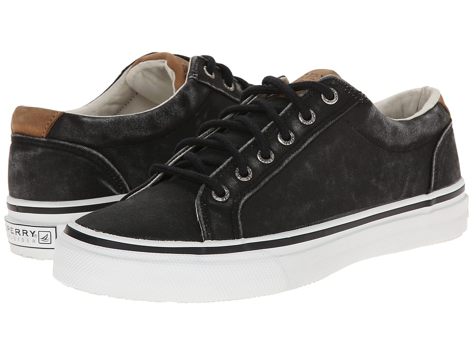 Sperry Top-Sider Striper LTT (Black) Men