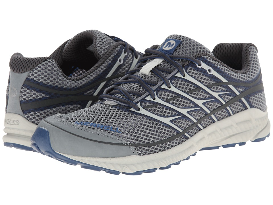 Merrell - Mix Master Move 2 (Grey/Tahoe Blue) Men