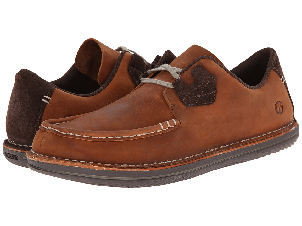 Merrell - Bask Lace (Clay) Men