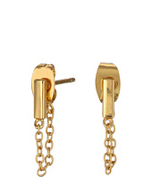 gorjana - Mave Chain Loop Earrings