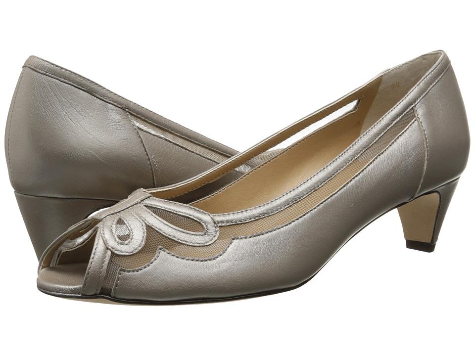 Vaneli Birdine (Opal Pearl Nappa/Match Mesh) Women's 1-2 inch heel Shoes
