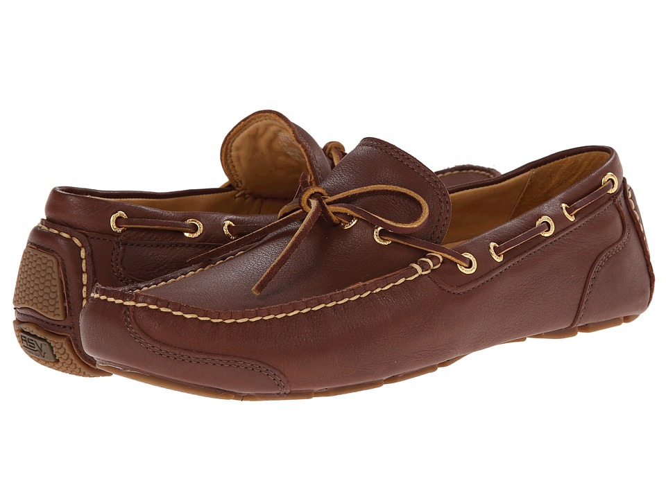 Sperry Top-Sider - Gold Kennebunk 1-Eye w/ ASV (Brown) Men