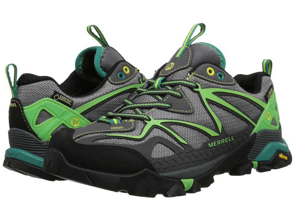 Merrell Capra Sport GORE TEX Grey/Wild Dove Womens Shoes