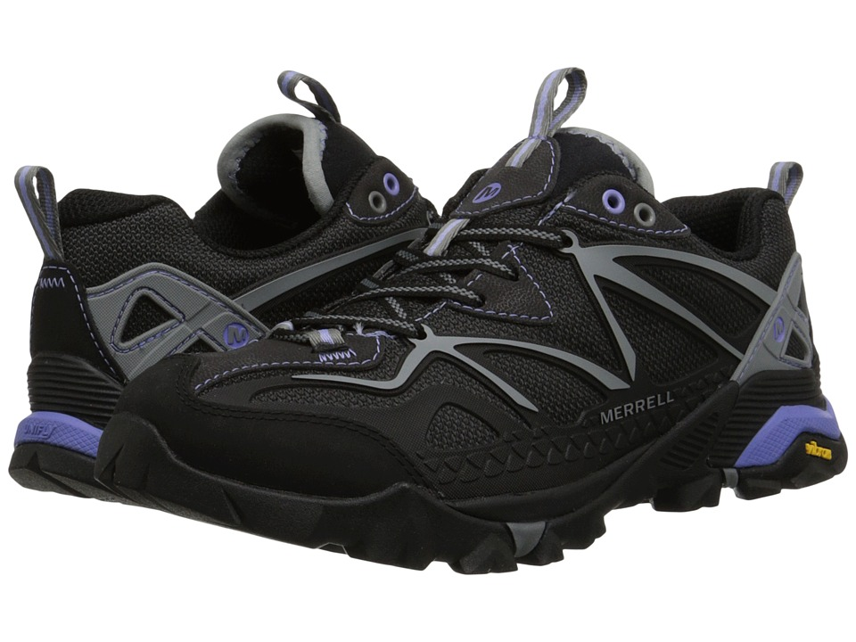 Merrell - Capra Sport (Black/Grey) Women