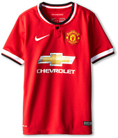 Nike Kids - MANU S/S Home Stadium Jersey (Little Kids/Big Kids)
