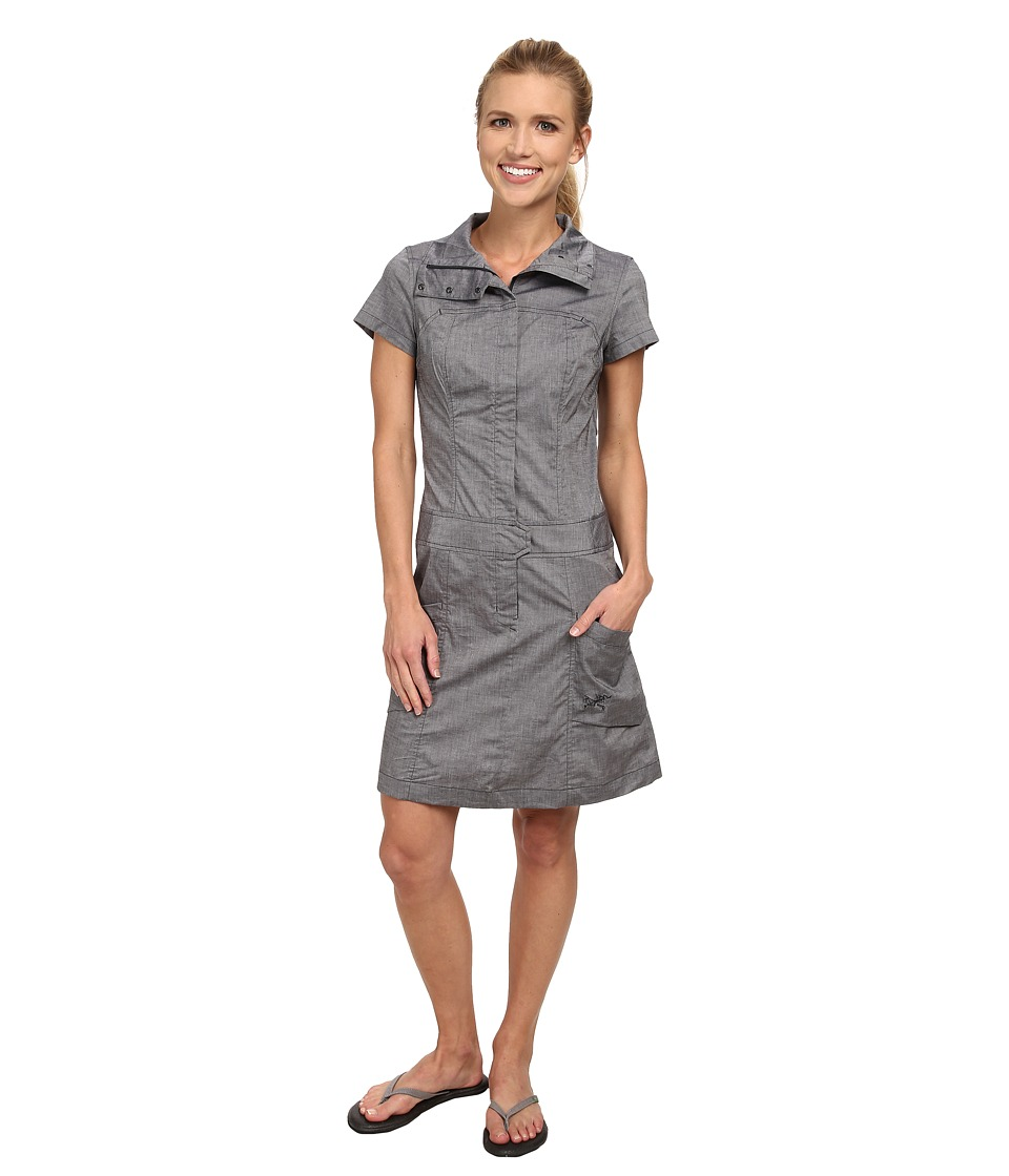 Arcteryx Blasa Dress Denim Womens Dress
