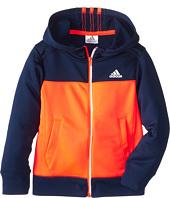 adidas Kids - Block Jacket (Toddler/Little Kids)