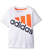 adidas Kids - Goal Minded Tee (Toddler/Little Kids)