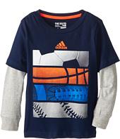 adidas Kids - Better Sports Skins (Toddler/Little Kids)