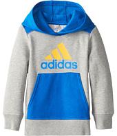 adidas Kids - Pop Fleece Pullover (Toddler/Little Kids)