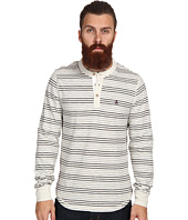 Original Penguin - Yarn Dyed Striped Henley
