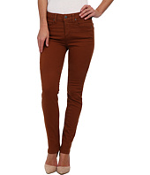 Miraclebody Jeans - Five-Pocket Skinny Minnie Jean in Cognac