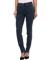Miraclebody Jeans - Five-Pocket Skinny Minnie w/ Lazer Print and Metalic Studs in Walden