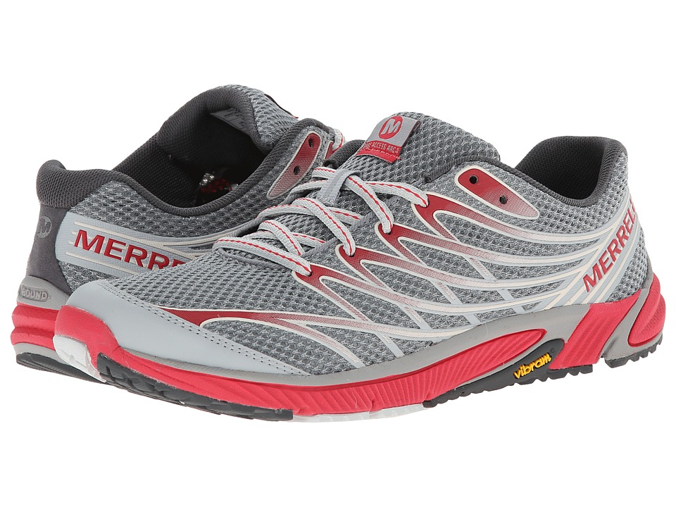 Merrell - Bare Access Arc 4 (Grey/Geranium) Women