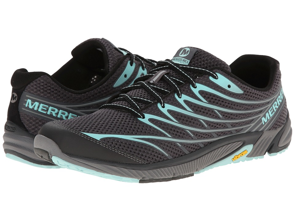 Merrell - Bare Access Arc 4 (Black/Adventurine) Women