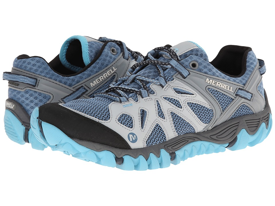 Merrell - All Out Blaze Aero Sport (Blue Heaven) Women