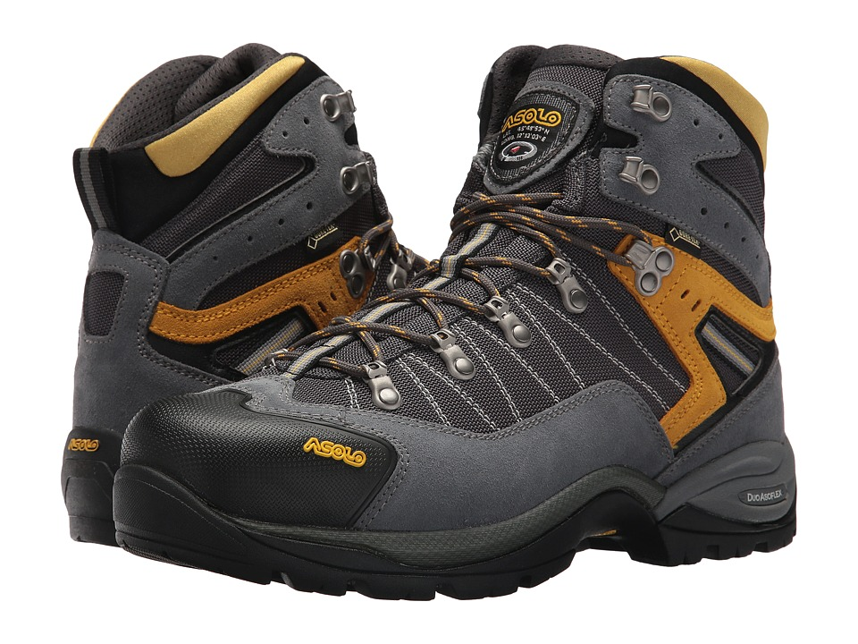 Asolo - Avalon GTX (Grey/Gunmetal) Mens Hiking Boots