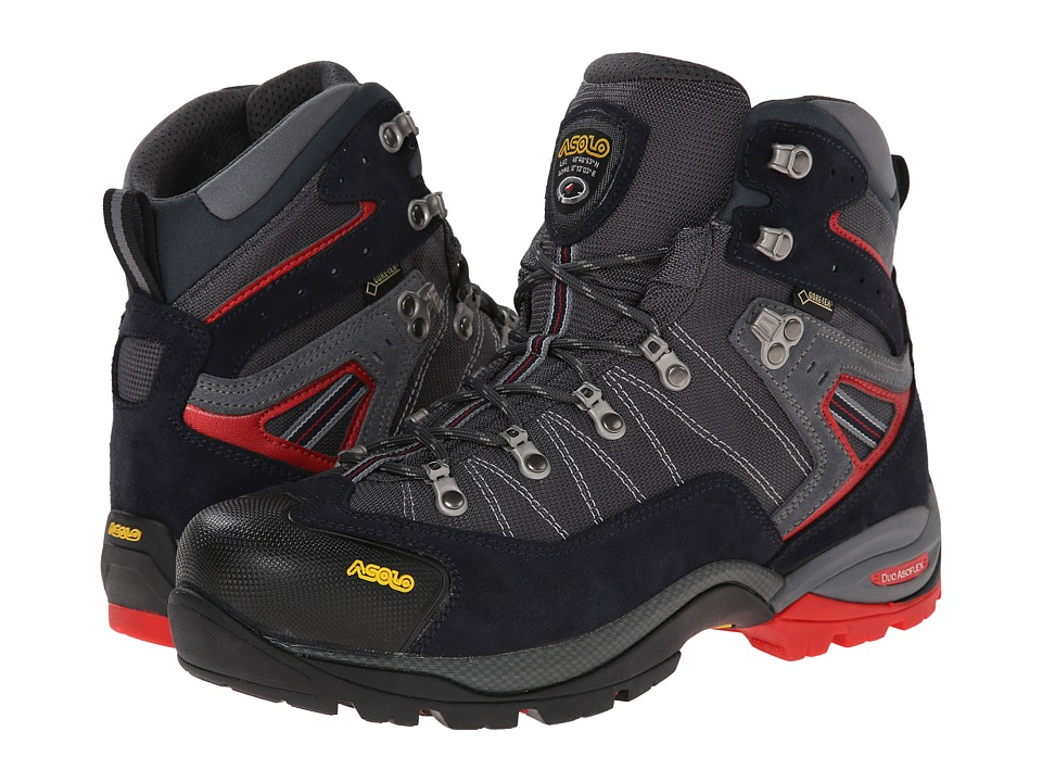 Asolo Avalon GTX Night Blue/Gunmetal Mens Hiking Boots