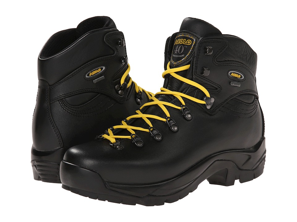 Asolo - TPS 520 GV (Black) Mens Hiking Boots