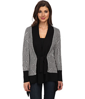 NIC+ZOE - Optic Tie Front Cardy