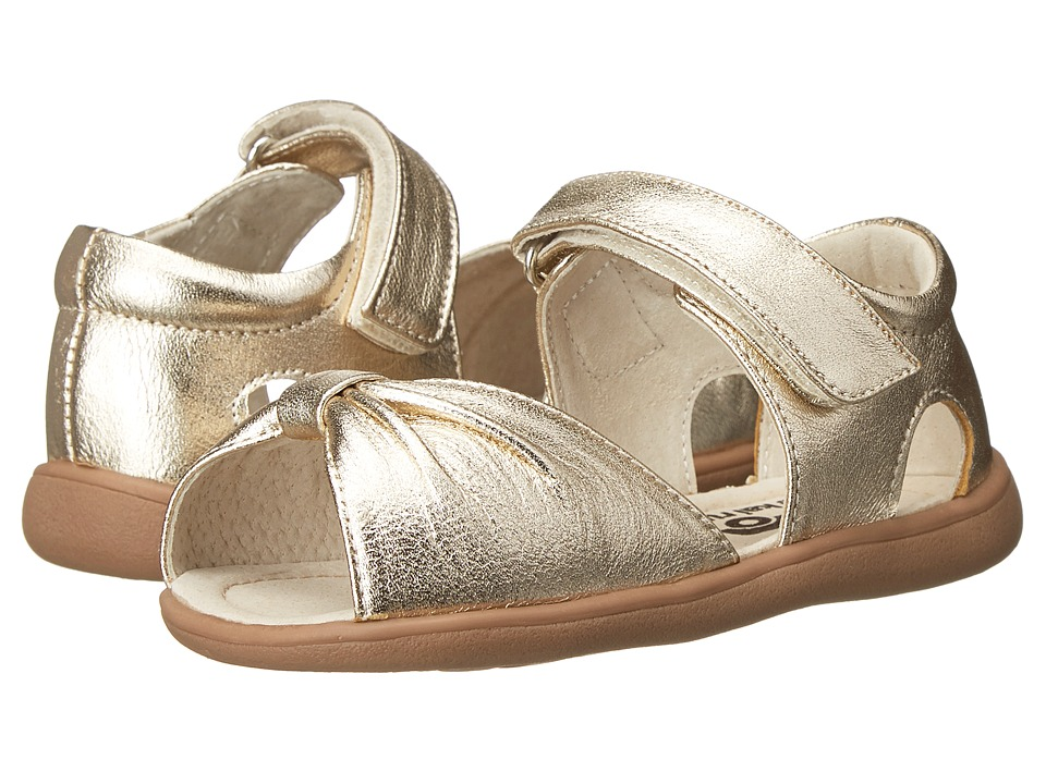 See Kai Run Kids Avianna Toddler Gold Girls Shoes