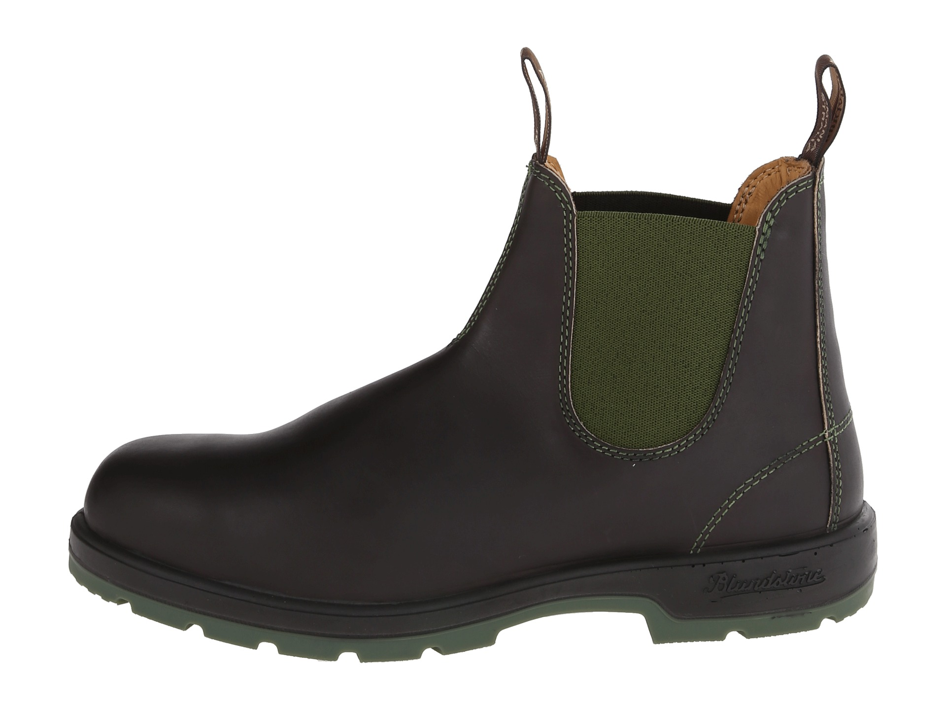 Blundstone 1402 Brown/Olive - Zappos.com Free Shipping BOTH Ways