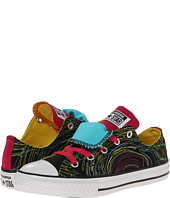 Converse Kids - Chuck Taylor® All Star® Double Tongue Spin Art Ox (Little Kid/Big Kid)