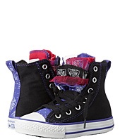 Converse Kids - Chuck Taylor® All Star® Party Bandana Print Hi (Little Kid/Big Kid)
