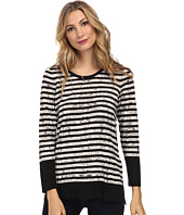 NIC+ZOE - Enchanting Stripes Tissue Top