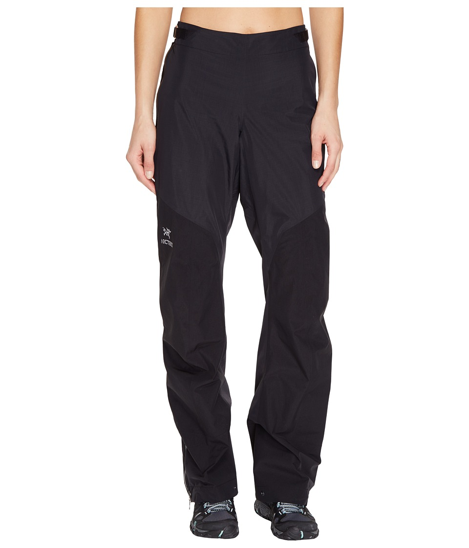 Arc'Teryx Alpha SL Pant (Black) Women's Casual Pants